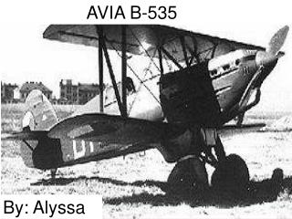 AVIA B-535