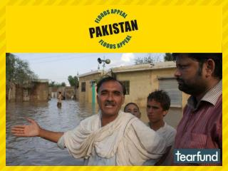 Pakistan floods