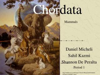 Chor data