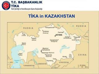 TİKA in KAZAKHSTAN