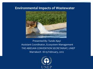 Environmental Impacts of Wastewater
