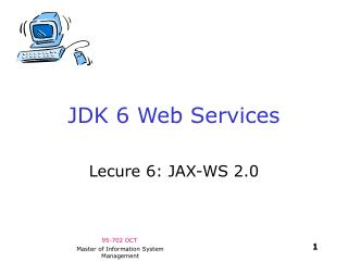 JDK 6 Web Services