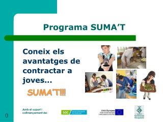 Programa SUMA'T