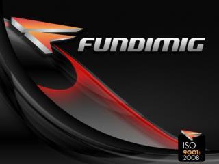 Dados da empresa:   Denomina  o Social: Fundimig Ltda   Ramo de atividade: Fundi  o e usinagem de ferro cinzento e nodul