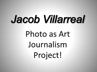 Jacob Villarreal