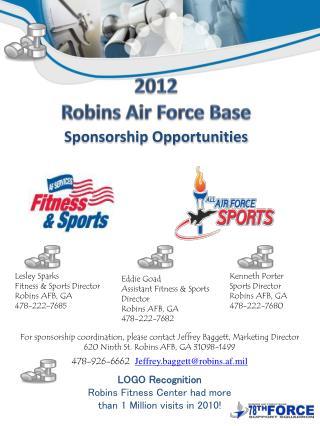 2012 Robins Air Force Base