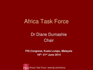 Africa Task Force