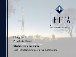 Greg Bird  President / Owner