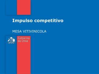 Impulso competitivo
