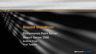 Beyond SharePoint