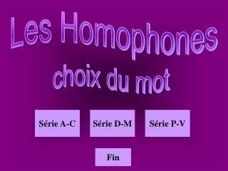 Homophones images