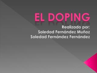 EL  DOPING
