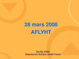 28 mars 2008  AFLYHT