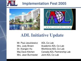 Implementation Fest 2005