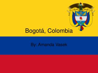 Bogot�, Colombia