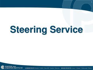 Steering Service