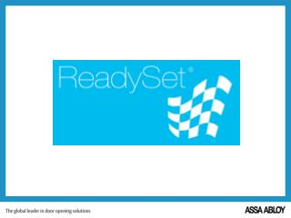 What is ReadySet?