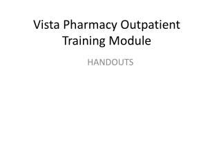 Pharmacy IV unit