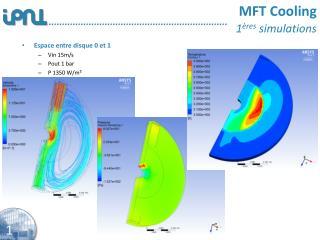 MFT  Cooling