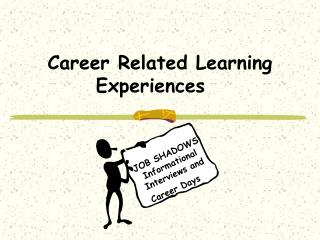 Career Related Learning Experiences