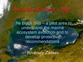 Black Sea Day - 2011