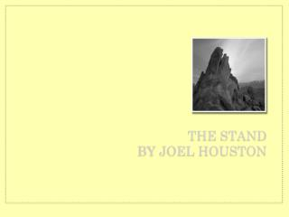 The Stand by Joel Houston