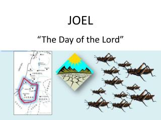 JOEL �The Day of the Lord�