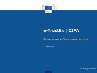 e-TrustEx | CIPA