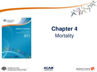 Chapter 4 Mortality
