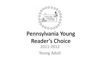 Pennsylvania Young Reader's Choice