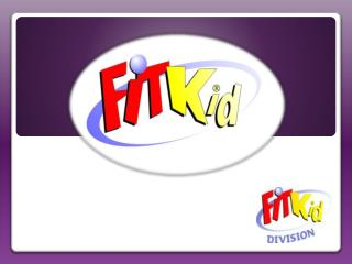 International Fit Kid Division Fit-Kid  as a sport Cs�bi Ildik�  director