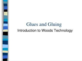 Glues and Gluing