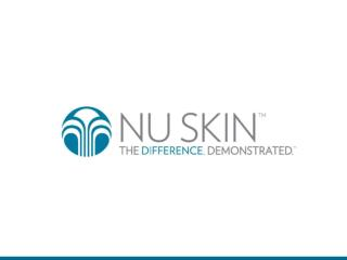 Nu Skin is the Premier Anti-Aging Company