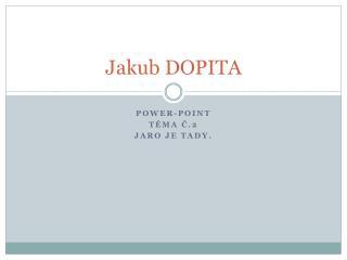 Jakub DOPITA