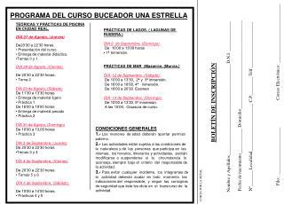 TEÓRICAS Y PRÁCTICAS DE PISCINA  EN CIUDAD REAL. DÍA 27 de Agosto, (Jueves) De20'30 a 22'30 horas.