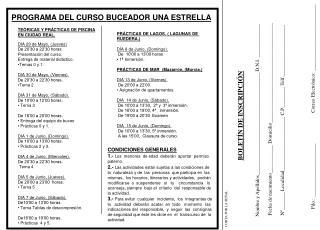 TEÓRICAS Y PRÁCTICAS DE PISCINA  EN CIUDAD REAL. DIA 29 de Mayo, (Jueves) De 20'30 a 22'30 horas.