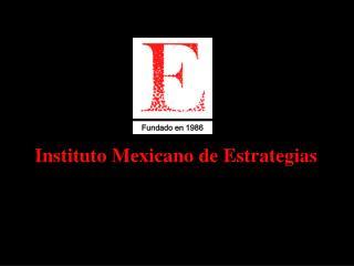Instituto Mexicano de Estrategias