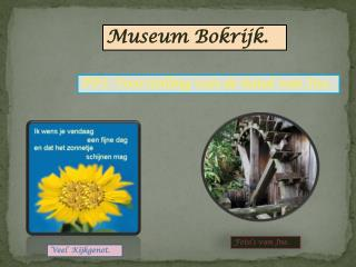 Museum Bokrijk.