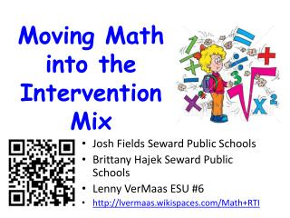 Moving Math into the Intervention Mix