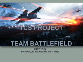 Tcs project