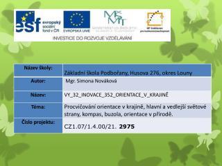 Datum vytvoření  : 12.02.2012