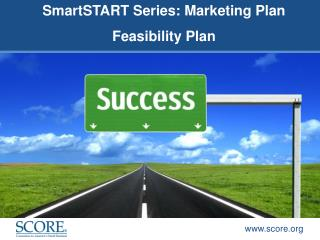 SmartSTART Series: Marketing Plan Feasibility Plan