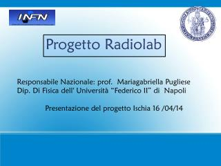 Progetto Radiolab