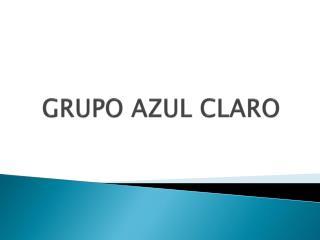 GRUPO AZUL CLARO