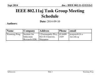 Date:  2014- 09-10