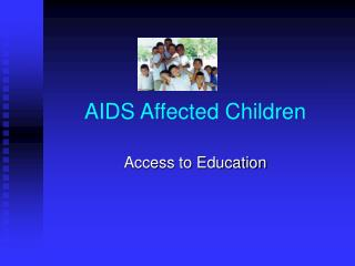 AIDS Affected Children