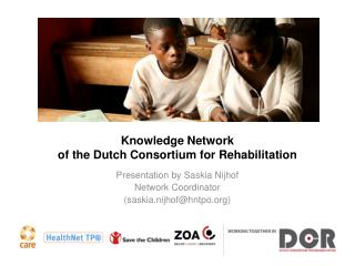 Knowledge Network  of the Dutch Consortium for Rehabilitation