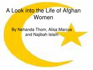 A Look into the Life of Afghan Women
