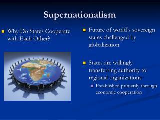 Supernationalism