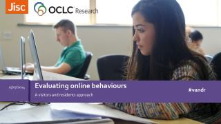 Evaluating online behaviours